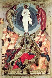 Preobrazhenie_transfiguration_icon