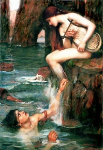 John Waterhouse - Siren